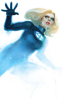 INVISIBLE WOMAN #1 (OF 5) STEPHANIE HANS VARIANT 2019 MARVEL COMICS 7/10/19 NM