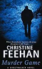 Murder Game (GhostWalker), Christine Feehan, Paperback, New