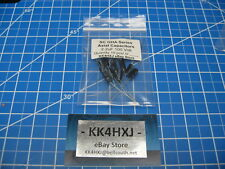 100v 2.2uF Axial Electrolytic Capacitors - SC Brand/GHA Series - 10 Pieces