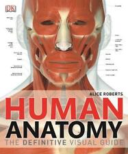 Humain Anatomy par Roberts, Dr Dr Alice Livre Relié 9781409347361 Neuf