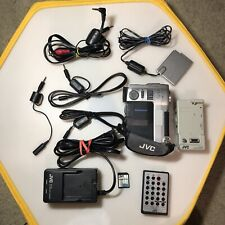Jvc Gr-Dvm90 Gr-Dvm90U Mini Dv Stereo Camcorder Vcr Player Video Transfer Works