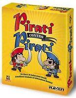Pirati Contro Pirati - Gioco da Tavolo Raven - Nuovo, Italiano
