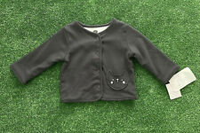 New listing Mac & Moon Black Baby Jacket Style Cardigan Size 6 Months