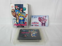 PARODIUS DA! Item Ref/bcb Famicom Nintendo Konami Japan Boxed Game fc