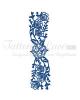 Tattered Lace Dies ~ Angelique Border, TTLD480 ~ RETIRED PRODUCT!