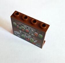 Lego 4215 Paneel Wand 4x1x3 Braun Giftküche aus 4705 4729 Harry Potter 44