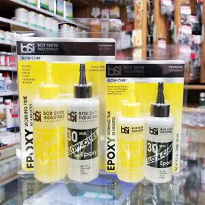 Bob Smith Industries SLOW-CURE 30 MINUTE EPOXY (BSI205 / BSI206)