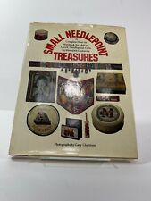 Small Needlepoint Treasures:Complete How-to Workbook for Making Quick Needle VTG