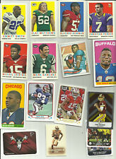 TOPPS 2013 MINI FOOTBALL CARDS, LOT