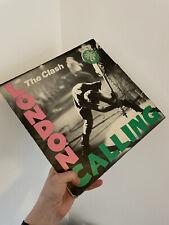 The Clash - London Calling 1979 Original VG+/F 2 LP