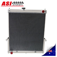 52Mm Aluminum Radiator For 2001-2010 Nissan Patrol Gu Series 2 Zd30 3.0L Turbo