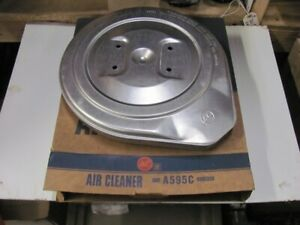 NOS 75 76 77 Chevy Vega Monza Starfire Air Cleaner Filter 140 8995350 A595C