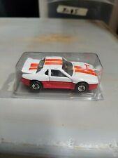 1985 Matchbox Pontiac Fiero GT, White, Macau, 1/64
