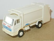 WIKING HO 1/87 MERCEDES 1619 CAMION POUBELLE REFUSE TRUCK SANITARY MULLWAGEN