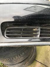 Saab 93 Front Bumper Grill Next To Fog Light