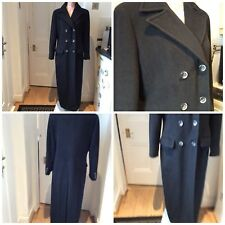 MArella Max Mara   60% Virgin Wool  25% Angora Gc Coat S 10 12  14 1Hols So Soft