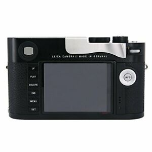Haoge THB-M24S thumb-up grip silver thumb rest for Leica M, M-P, M-D