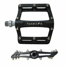 Fyxation Mesa 61 Alloy Platform Pedal, Black