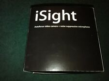 Apple iSight Webcam (camera)