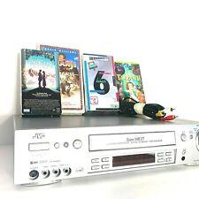 Jvc Hr-S9900U Super Vhs Et Vcr Digital Tbc/Nr Ghost Reduction Tuner Hi Fi Player