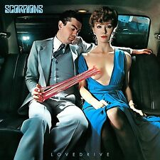 SCORPIONS - LOVEDRIVE (50TH ANNIVERSARY DELUXE EDITION)  VINYL LP + CD NEU