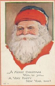 CHRISTMAS and NEW YEAR - Santa's Wish To You