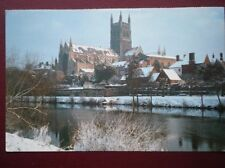 Unposted Worcester Collectable Worcestershire Postcards