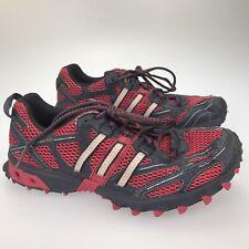 Women's 9 - Adidas Kanadia TR3 Pink Grey Trail Running Sneaker Athletic U41633