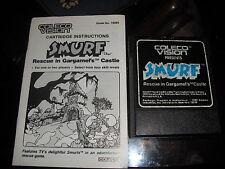 Smurf: Rescue in Gargamel's Castle (Colecovision, 1982)