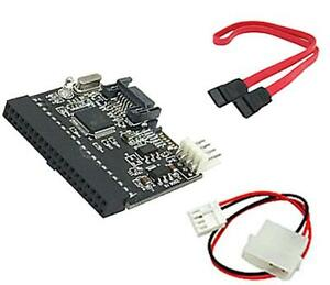 2 in 1 SATA to IDE HDD/IDE to SATA Serial ATA 100/133 Adapter Converter Cable P