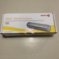 Xerox Mobile Scanner Wireless Handheld, w/Case, 4GB Eye-Fi Memory Card, EUC