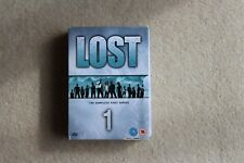 Lost The Complete First Series 7 volumes DVD Box Set good condition