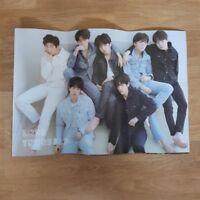 """K-POP BTS Album """"LOVE YOURSELF 'TEAR'"""" Official BTS 1 Poster SET On TUBE"""
