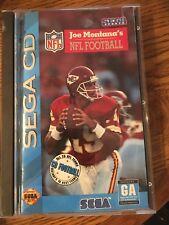 Joe Montana's NFL Football (Sega CD, 1993)