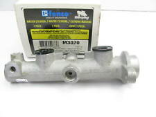 Fenco M3070 Reman Brake Master Cylinder W/O Reservoir