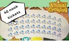 400 Animal crossing nook miles tickets