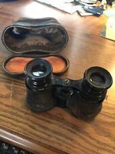 Vintage Lamaire Fabt Paris Binoculars