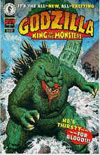 Godzilla: King Of Monsters # 1 (USA, 1995)