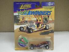 JOHNNY LIGHTNING WACKY WINNERS- 1/64TH SCALE DIECAST- CHERRY BOMB- NEW- TC3