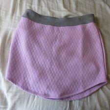 Women's Adidas golf quilt skort/skirt size S Small Purple gray brand new NWT $75