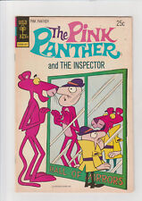 Pink Panther 20 F 1974 Gold Key Comic