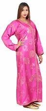 Moroccan kaftan Wedding Caftan Dress Gown Abaya Takchita Free Belt Handmade New