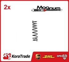 2 x MAGNUM TECHNOLOGY SUSPENSION REAR COIL SPRING X2 PCS SD025MT