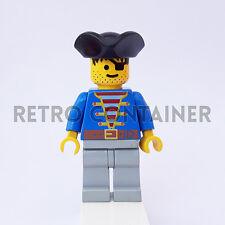 LEGO Minifigures - 1x pi005 - Pirate - Pirati Omino Minifig 6285 1696 6254 6279