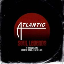 Atlantic Soul Legends : 20 Original Albums From the Iconic Atlantic Label...