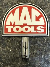 """MAC TOOLS XD6 3/8"""" DRIVE  25MM  6-POINT DEEP CHROME SOCKET - MADE IN USA"""