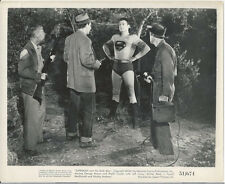 SUPERMAN AND THE MOLE MEN, GEORGE REEVES, VINTAGE PHOTO STILL 51