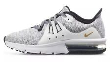 Nike Air Max Sequent 3 GS Youth Size 5.5Y Training Shoes White/Black 922884-007