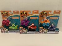 Nick Jr Top Wing full set of 6 Racers Swift Baddy Rod Betty Penny Brody 3 New
