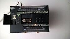 PLC OMRON CP1E-NA20DT1-D OK TEST RUN
